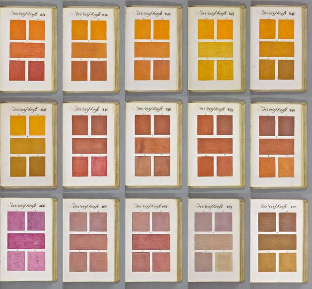 Guia de cores