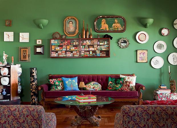 Dicas para decorar com as cores do Brasil