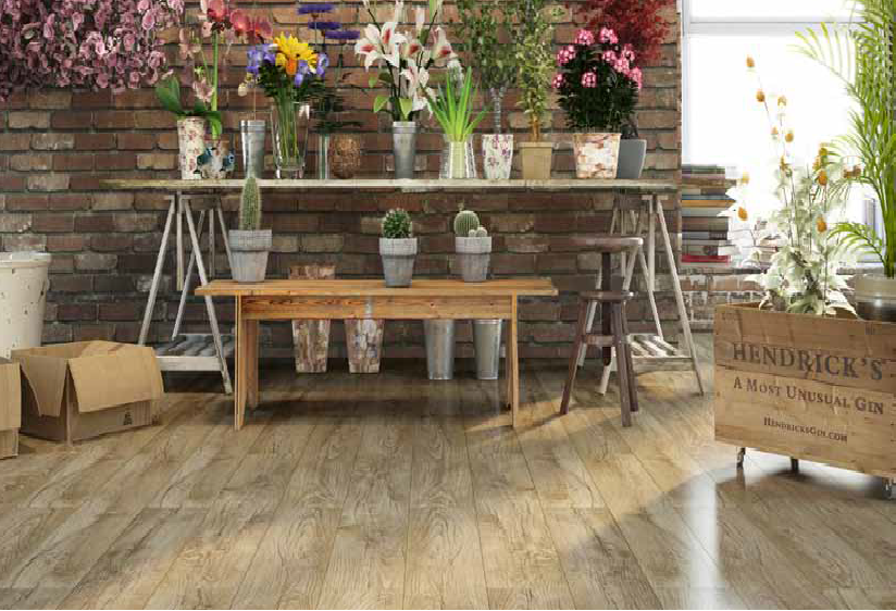 Piso LVT – Luxury Vinyl Tile