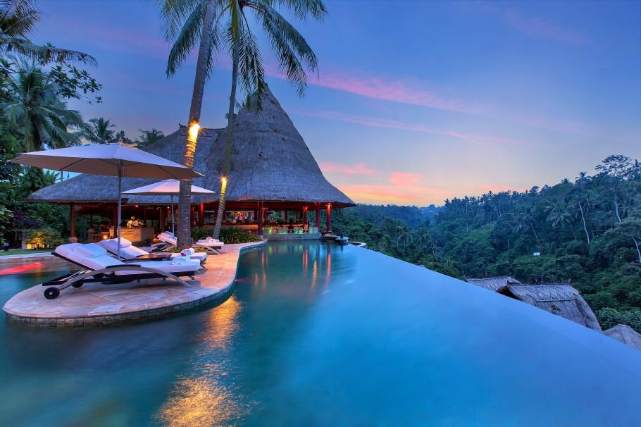 10 hotéis com as piscinas mais incríveis do mundo