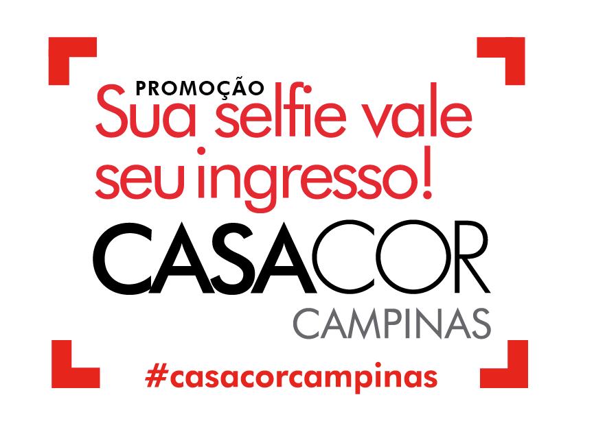 Selfie Casa Cor Campinas