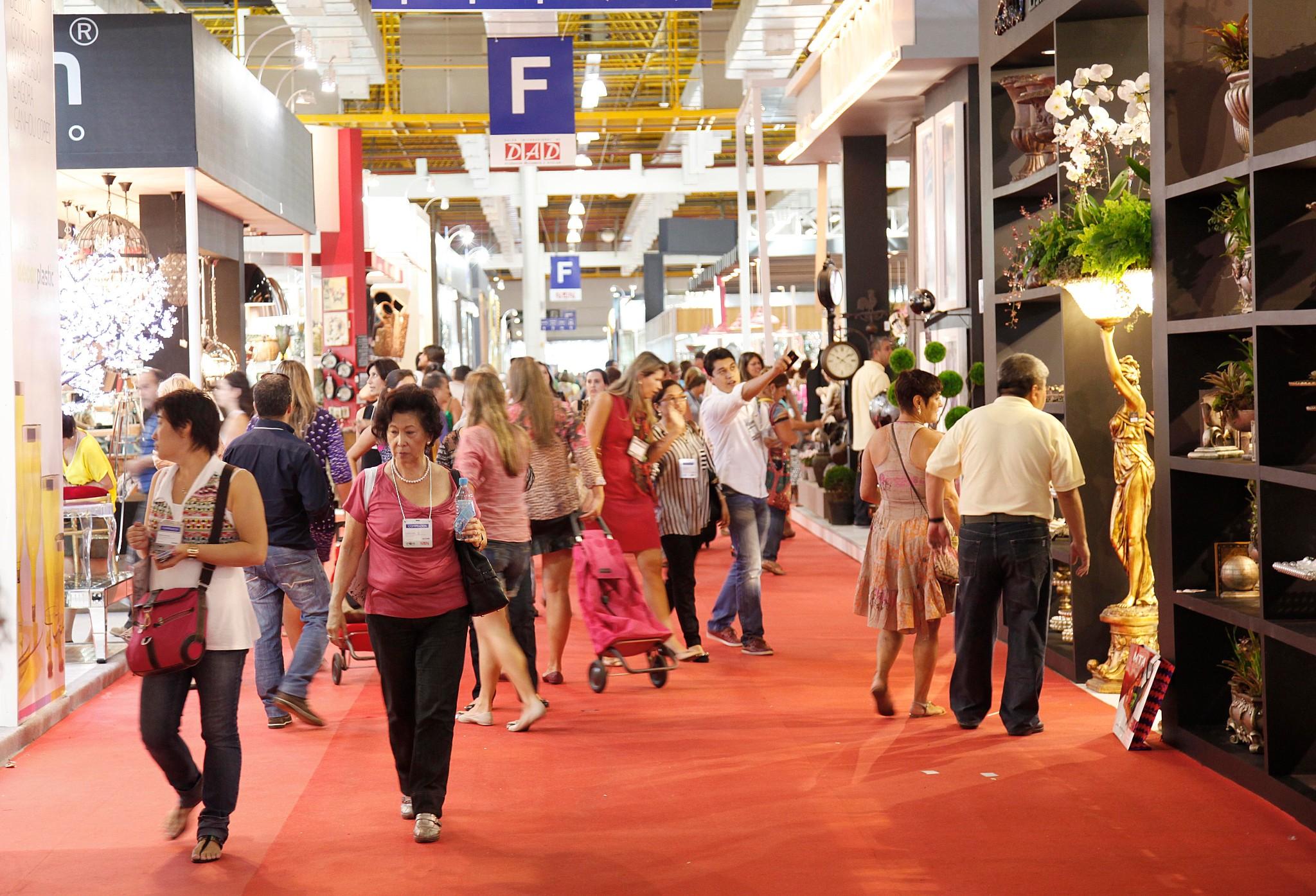 Confira o calendário de feiras de arquitetura e decoração