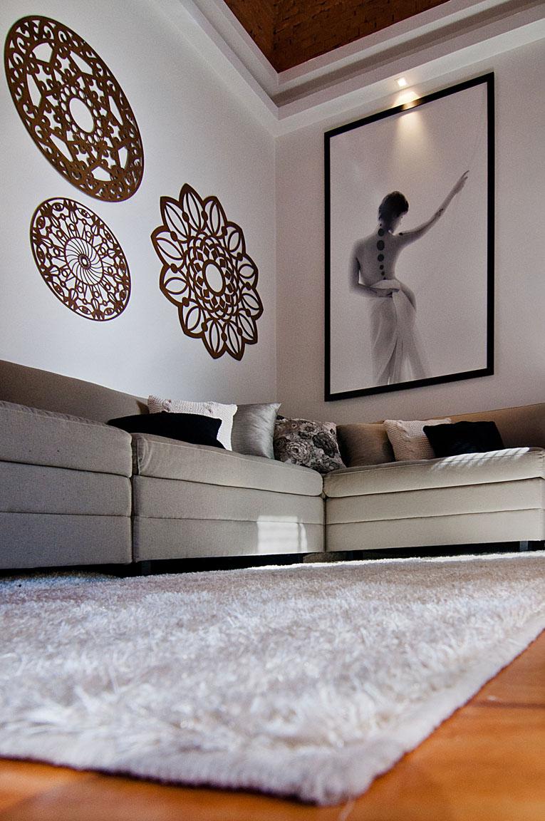 5 ambientes residenciais com carpete para inspirar