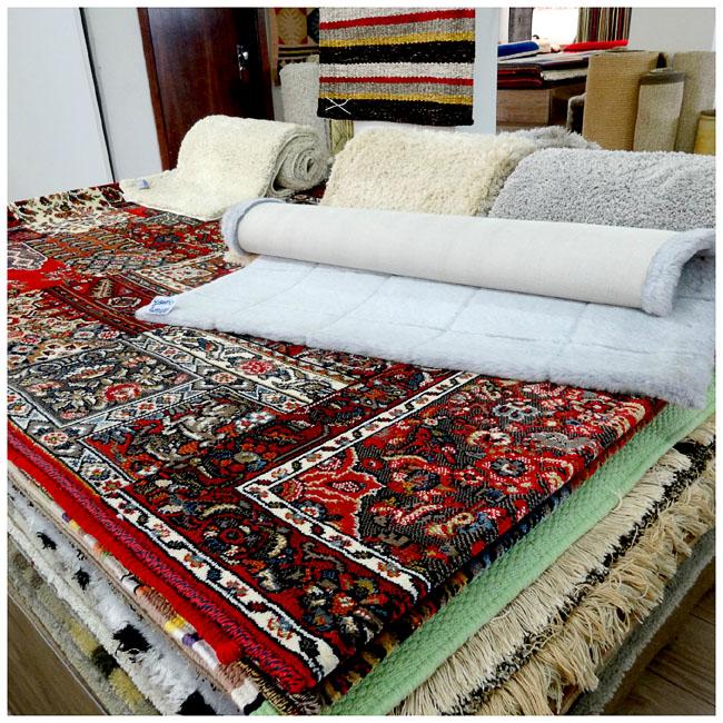 Deixe sua casa mais aconchegante com tapetes