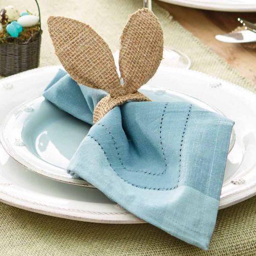 10 ideias para decorar a mesa de Páscoa