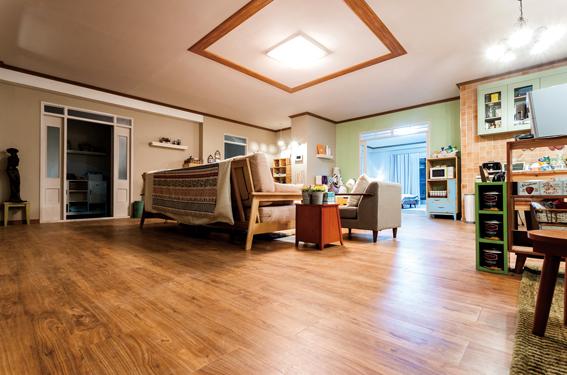 7 motivos para usar piso vinílico em casa