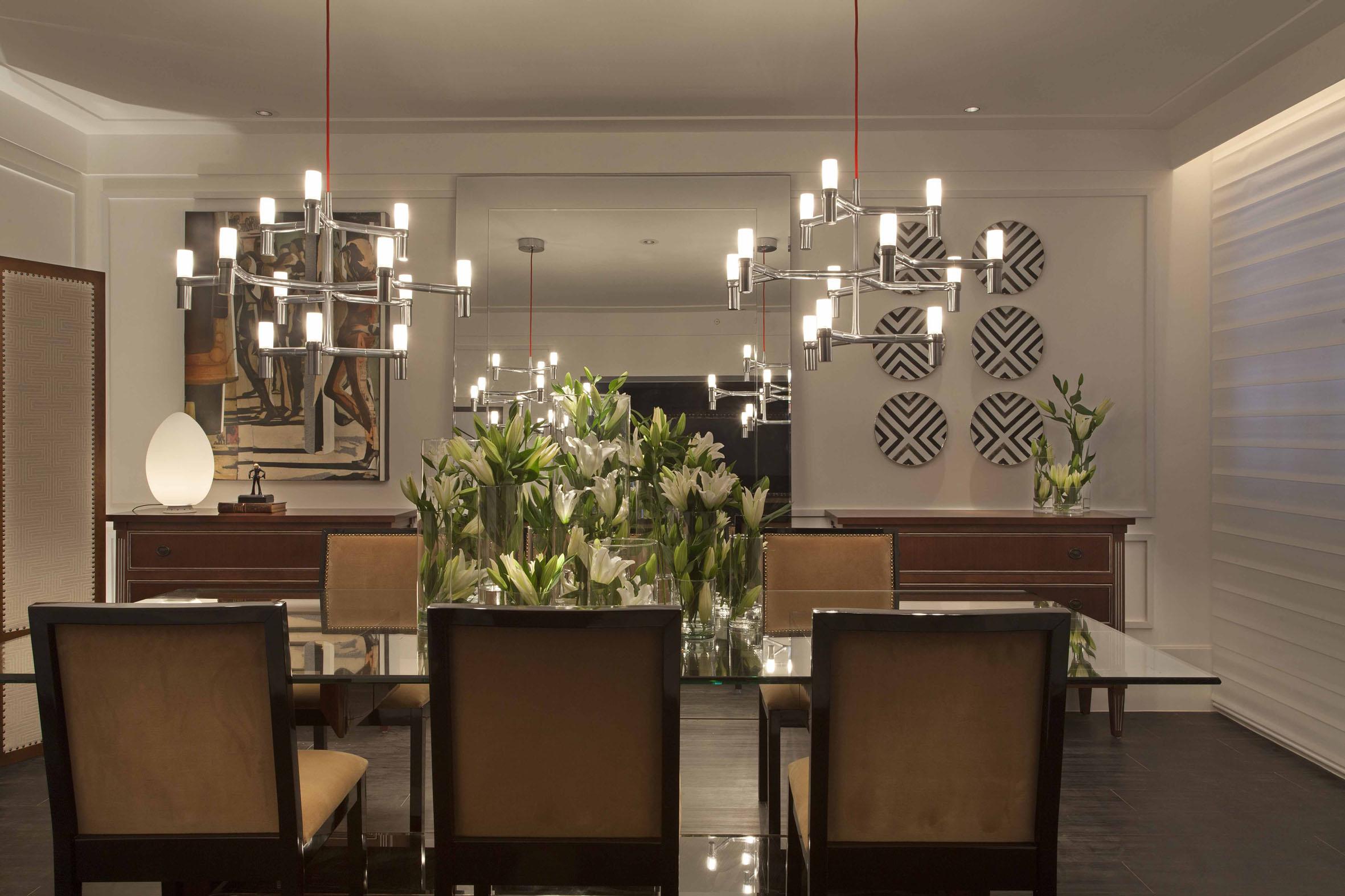 Ideias Para Decorar A Sala De Jantar Blog Decore Ateli  -> Papel De Parede Sala Ideias