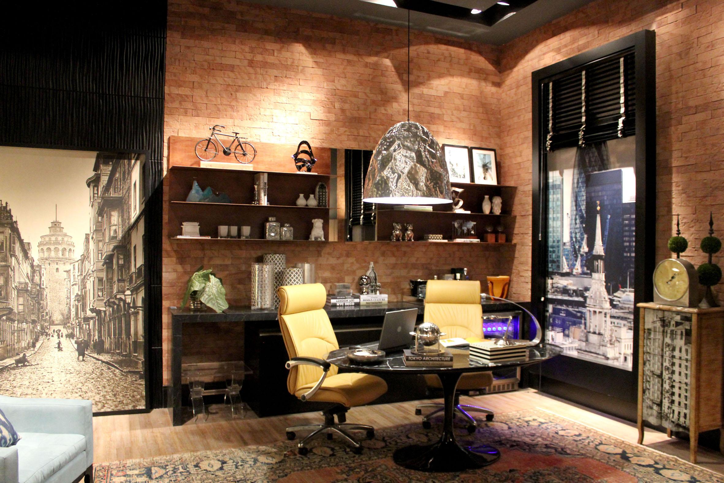 10 ideias de decoração para Home Offices