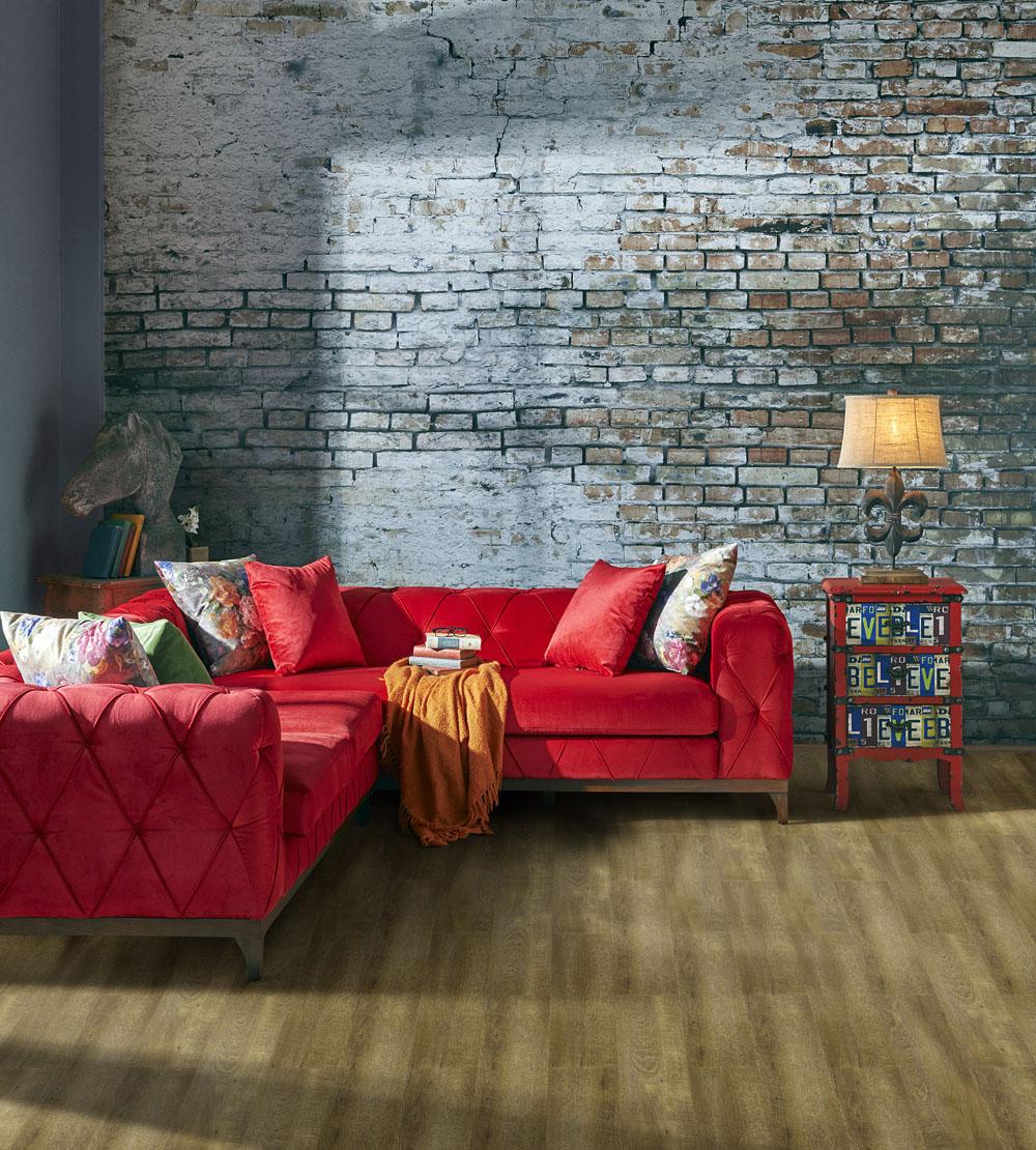 7 ideias de decoração de salas com piso vinílico