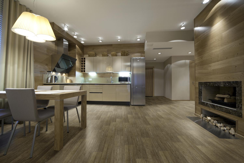 7 maneiras diferentes de usar piso vinílico