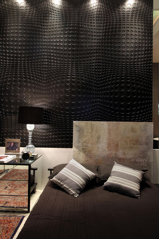 3 revestimentos inovadores para decorar a parede
