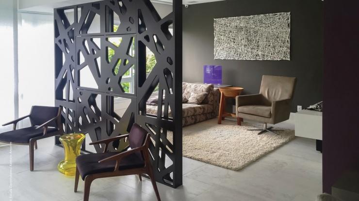 5 ideias para dividir ambientes com estilo