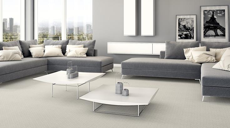 7 ideias para decorar a sala com carpete