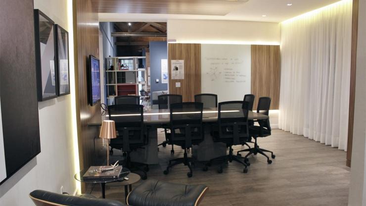 Mostra + Sustentável: Sala de Reuniões