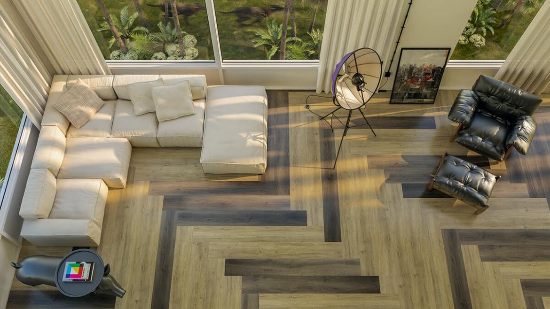 Revestimentos que unem design e sustentabilidade na decoração