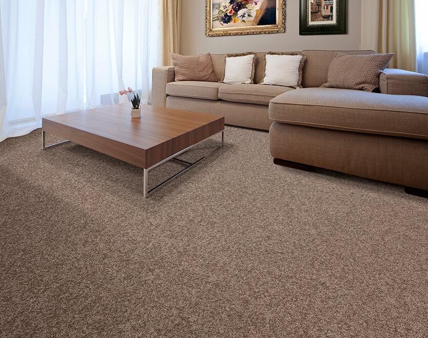 Lançamento: Carpete residencial com toque aveludado