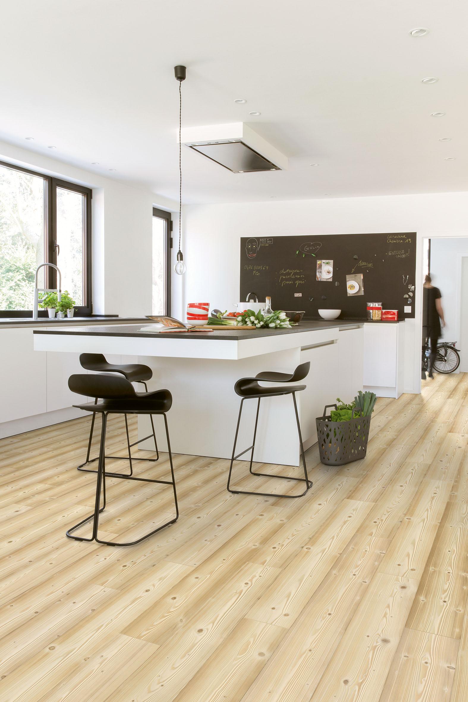 Cozinhas Modernas E Aconchegantes Com Pisos Amadeirados Blog