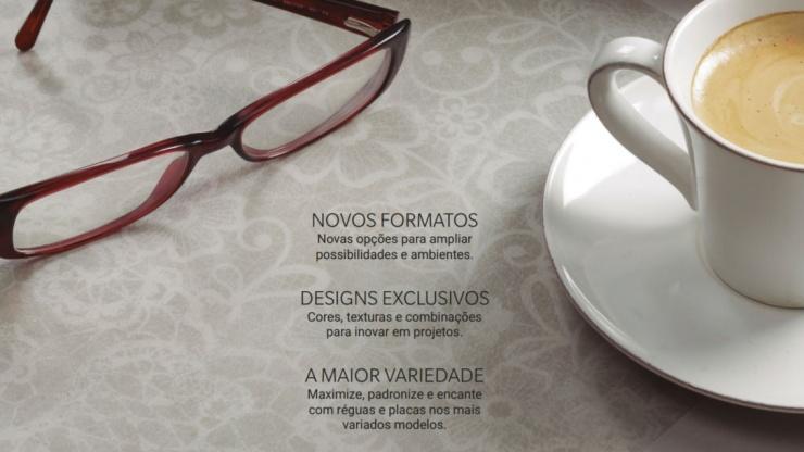 Lançamento: Linha Ambienta Studio traz novos formatos e novas cores