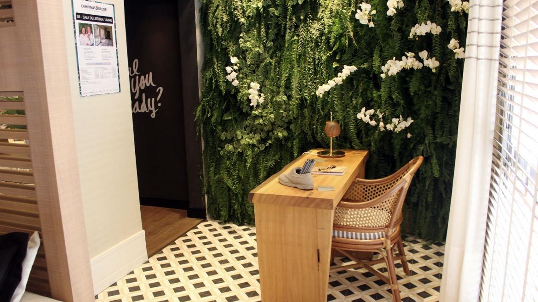 Campinas Decor 2018: Sala de Leitura/Living