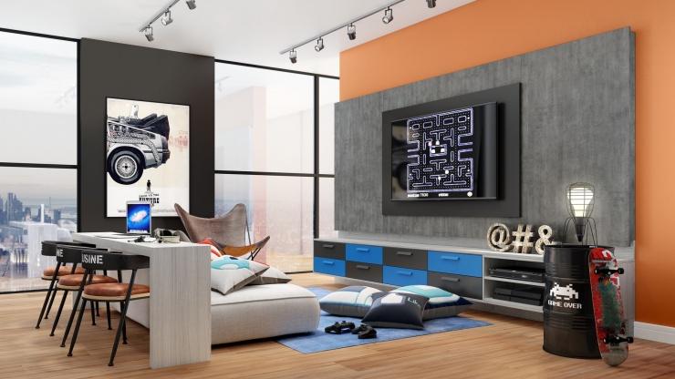Piso laminado Eucafloor Prime é solução bonita e prática para a casa