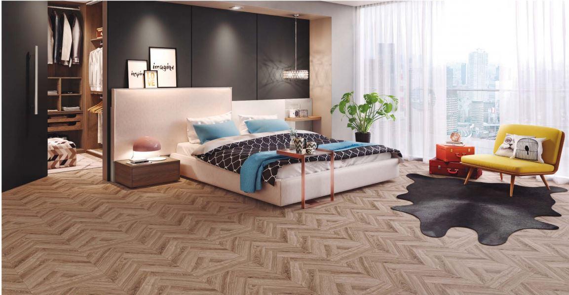 Eucafloor lança linha de pisos laminados com padrões inovadores e réguas mais largas