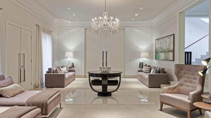 Painéis decorativos levam aconchego e design para projeto residencial