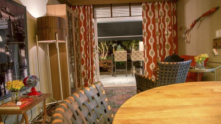 Mostra Morar Bem: Sala de Almoço