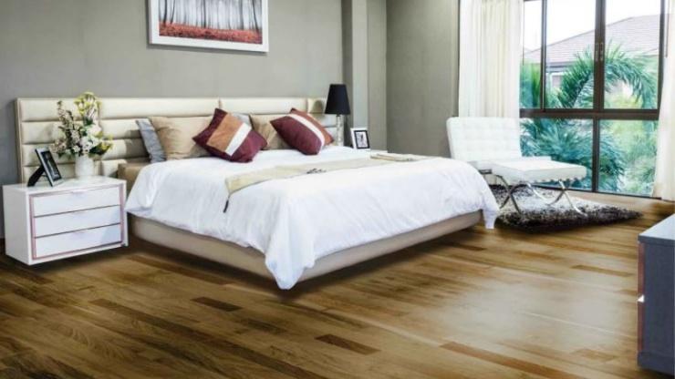 Qual é o melhor: piso de madeira maciça ou piso de madeira engenheirado?