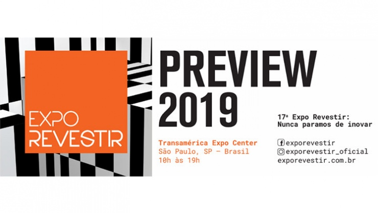 TODAS AS NOVIDADES DA EXPO REVESTIR 2019