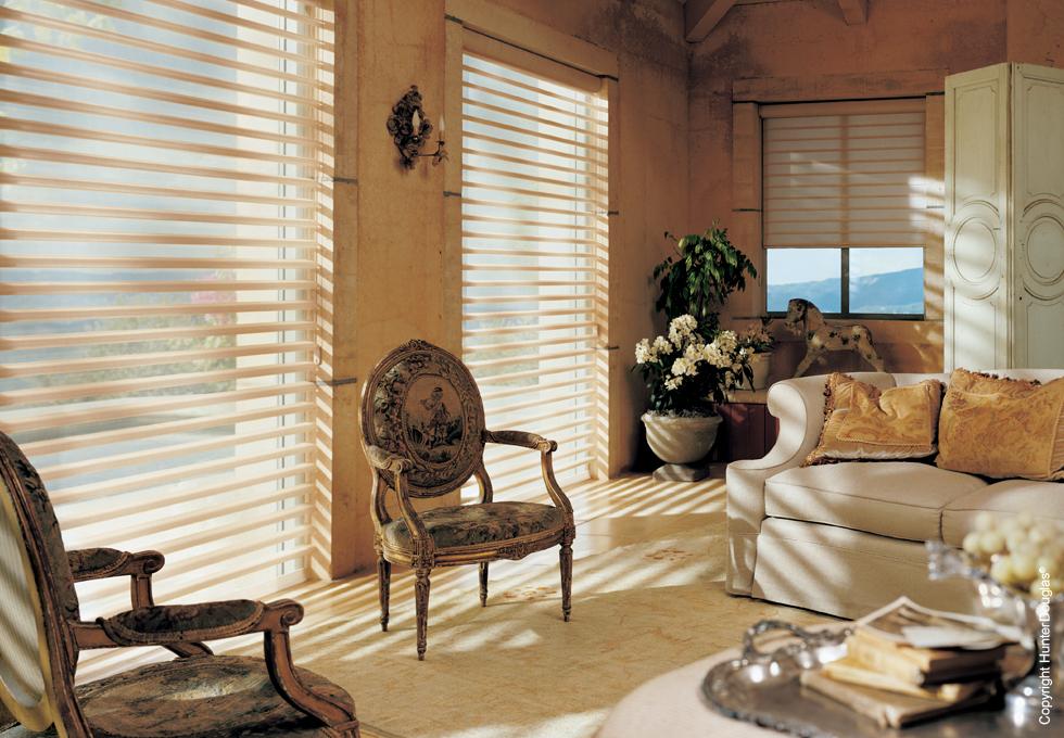 Pirouette luxaflex persianas e cortinas hunter douglas - Persianas luxaflex ...
