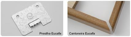 Presilha Eucafix – Eucatex
