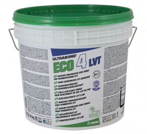 Ultrabond Eco 4 LVT – Vinílico – Mapei