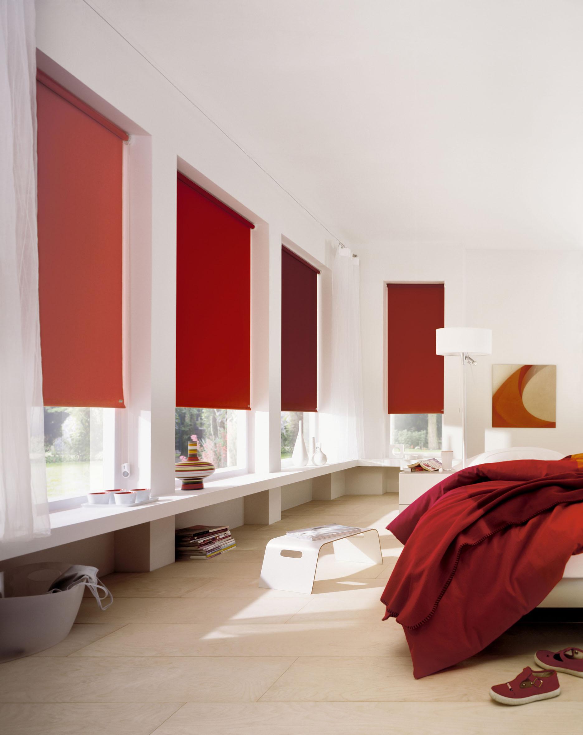 Ideias para usar vermelho na decoração