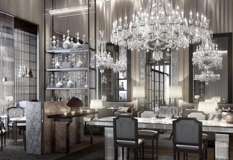 Arquitetura de luxo: Hotel Baccarat