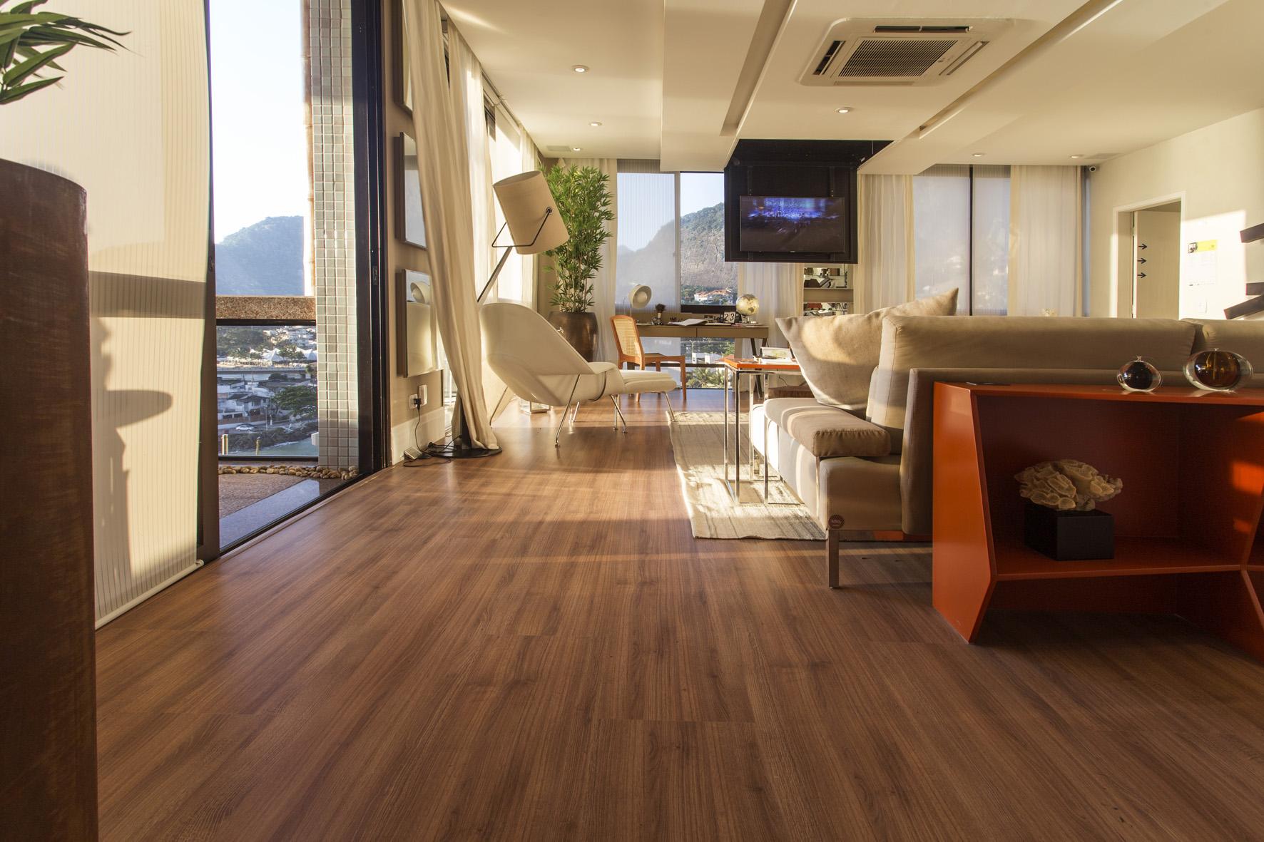 7 motivos para usar piso laminado
