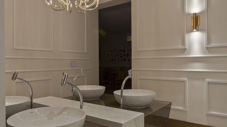 Mostra + Sustentável: Banheiros do Café