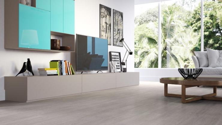 Inspiração: 12 salas de estar decoradas com piso laminado