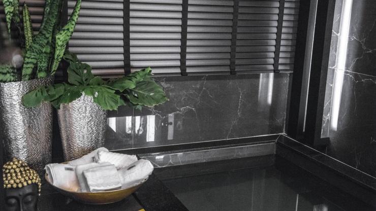 Mostra Morar Bem: Sala de Banho