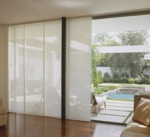 Painel Luxaflex – Persianas e Cortinas – Hunter Douglas