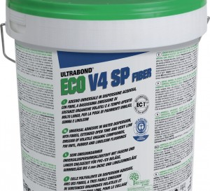 Ultrabond Eco V4 SP Fiber – Borracha e PVC – Mapei