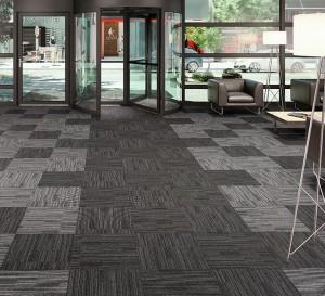 Entrada Modular Bac – Carpete em Placa – Belgotex