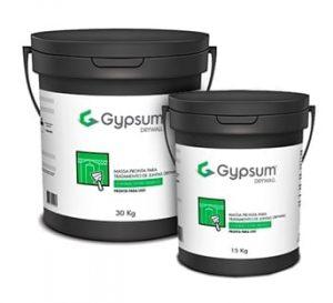 Gypsum – Acessórios de Drywall – Massa de Rejunte Pronta para Uso