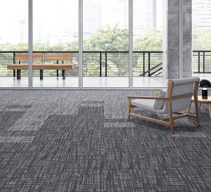 Carpete Modular – 3 Tonos