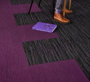 Belgotex – Carpete Modular – Coleção Fringe