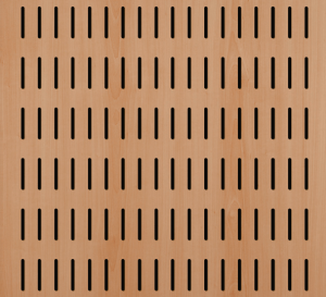 OWA Sonex – Revestimento de Parede – Revestimento Nexacustic Groove 32 – NRC 0,80