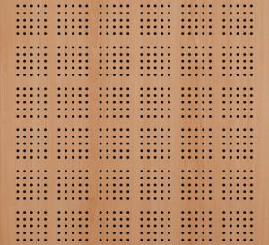 Owa Sonex – Forro de Madeira – Forro Nexacustic Dot 6416 – NRC 0,85