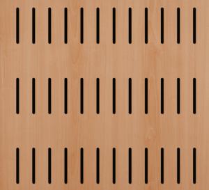 OWA Sonex – Revestimento de Parede – Revestimento Nexacustic Groove 48 – NRC 0,70